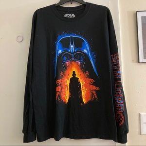 Star Wars long sleeve sweatshirt